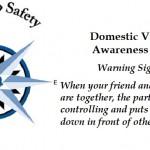 Warning Sign #1